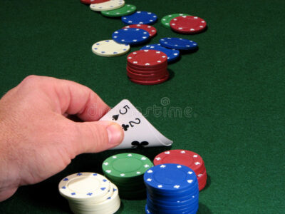 Poker Squeeze