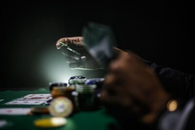 small ball poker