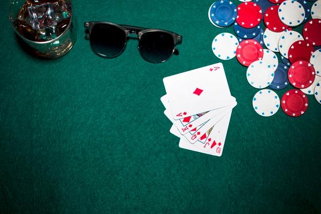 poker hand reading