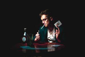 ego in poker